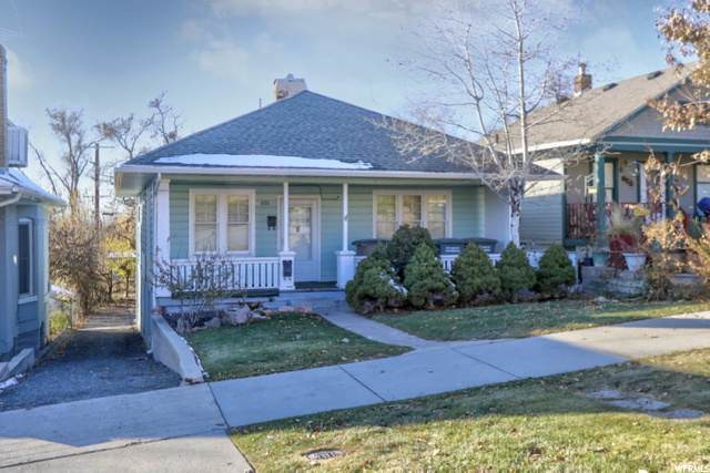 658 S 1000 E, Salt Lake City, UT 84102 (#1712932) :: Bustos Real Estate | Keller Williams Utah Realtors