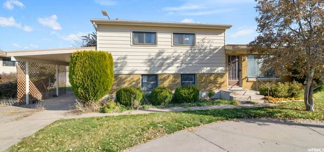 1262 N 3000 W, Clinton, UT 84015 (#1712934) :: Colemere Realty Associates
