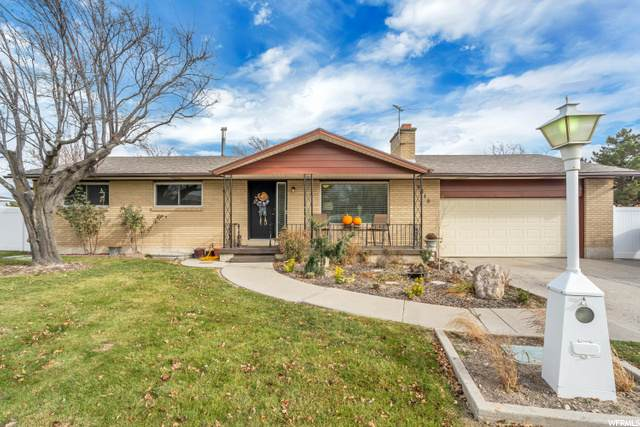 9315 S Julie Ann Way, West Jordan, UT 84088 (#1712942) :: Exit Realty Success