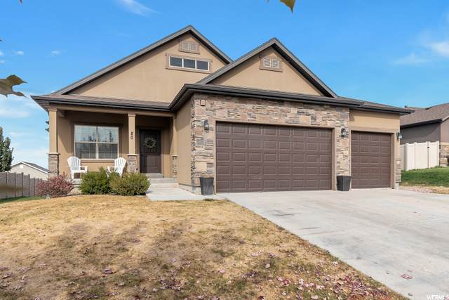 80 W Pheasant Glen N, Elk Ridge, UT 84651 (MLS #1712948) :: Jeremy Back Real Estate Team