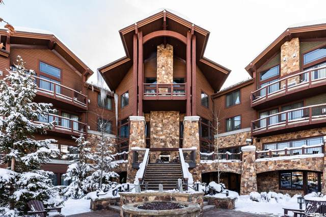 2100 W Frostwood Blvd #6137, Park City, UT 84098 (#1712966) :: Colemere Realty Associates