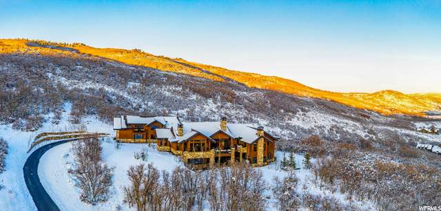 712 W Moose Hill Rd, Park City, UT 84098 (MLS #1713000) :: Lookout Real Estate Group