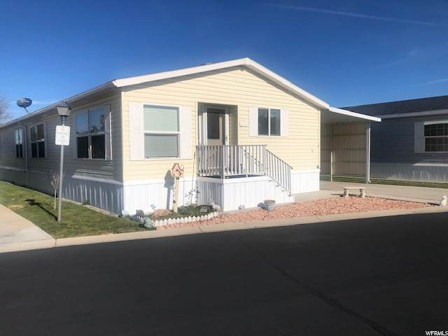 150 W 7500 S #16, Midvale, UT 84047 (#1713002) :: The Perry Group