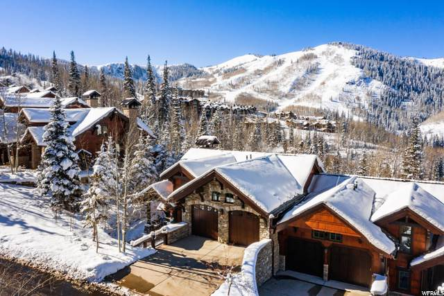8889 Empire Club Dr #27, Park City, UT 84060 (MLS #1713010) :: Lookout Real Estate Group