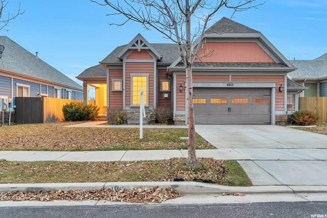 4813 N Shady Bend Ln E, Lehi, UT 84043 (MLS #1713036) :: Jeremy Back Real Estate Team