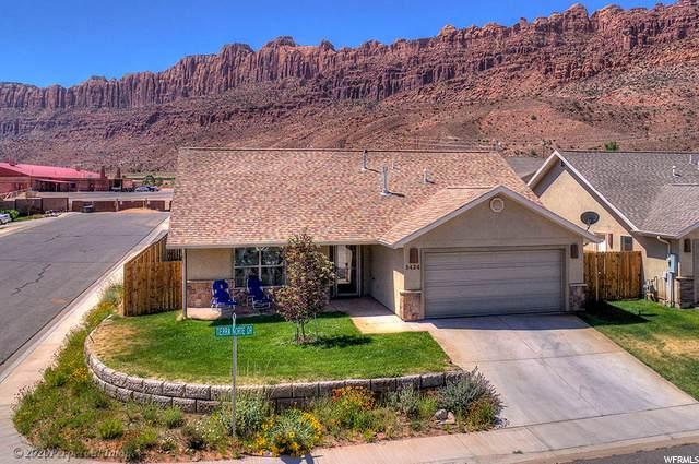 3424 S Tierra Norte, Moab, UT 84532 (#1713048) :: goBE Realty
