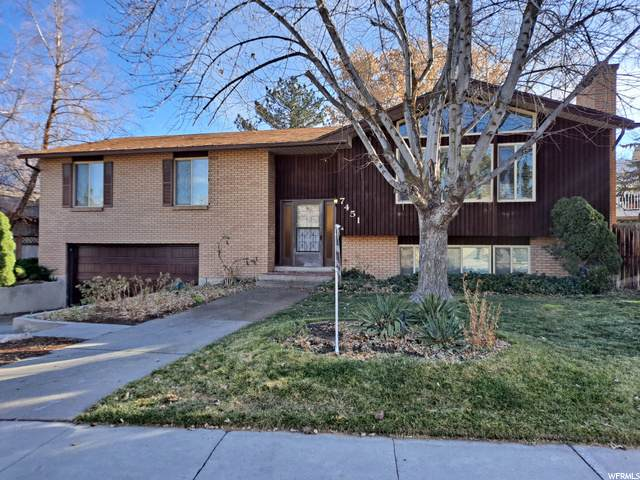 7451 S Curtis Dr S, Cottonwood Heights, UT 84121 (#1713050) :: Colemere Realty Associates