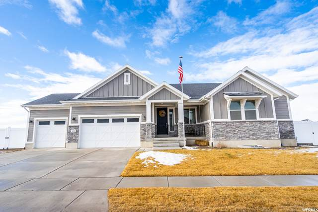 1638 E Sheps Ridge Road Rd, Eagle Mountain, UT 84005 (#1713053) :: Colemere Realty Associates