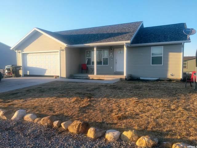 455 E 335 N, Mount Pleasant, UT 84647 (#1713060) :: Big Key Real Estate