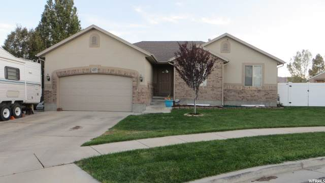 6357 W Dillan Cir, Herriman, UT 84096 (#1713081) :: Exit Realty Success