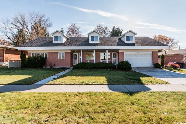 276 E 900 N, Logan, UT 84321 (#1713083) :: Pearson & Associates Real Estate