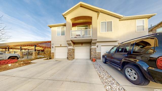 7051 S Greensand Dr, West Jordan, UT 84084 (#1713091) :: Big Key Real Estate
