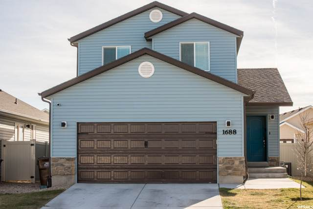 1688 E Downwater St, Eagle Mountain, UT 84005 (#1713097) :: Colemere Realty Associates