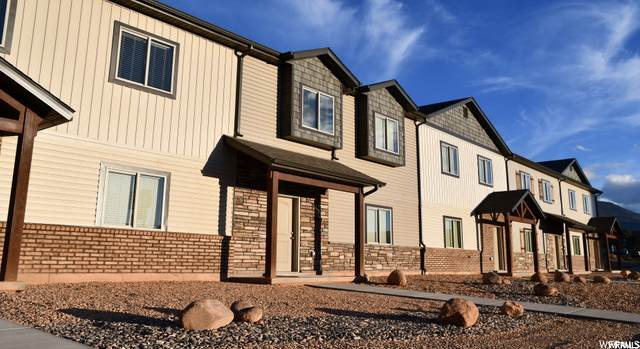 1055 W 400 N, Cedar City, UT 84721 (#1713105) :: REALTY ONE GROUP ARETE