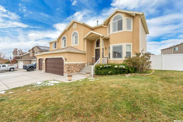 3671 S Soaring Eagle Ct, Magna, UT 84044 (#1713107) :: Bustos Real Estate | Keller Williams Utah Realtors