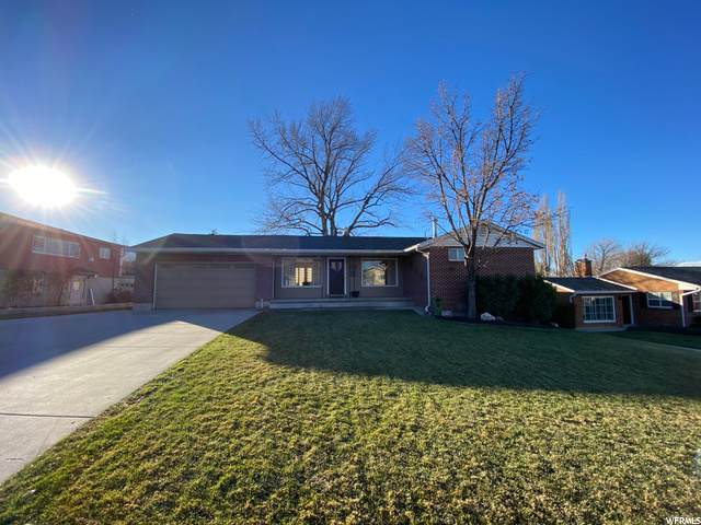 1856 E London Plane Rd S, Holladay, UT 84124 (#1713143) :: The Perry Group