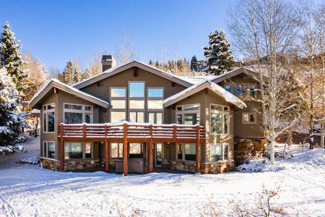12 Eagle Ct, Park City, UT 84060 (MLS #1713172) :: Lookout Real Estate Group
