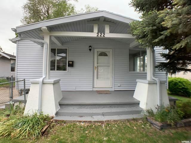 222 E Coatsville Ave, Salt Lake City, UT 84115 (#1713174) :: Pearson & Associates Real Estate