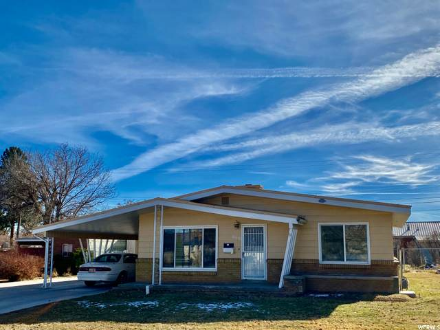 669 W 250 N, Vernal, UT 84078 (MLS #1713181) :: Lookout Real Estate Group