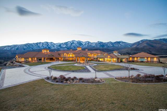 8272 E Left Fork Hobble Rd, Springville, UT 84663 (#1713222) :: The Fields Team