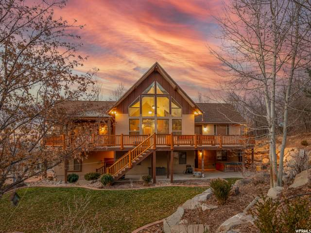 200 W Loafer Dr, Woodland Hills, UT 84653 (#1713223) :: The Perry Group