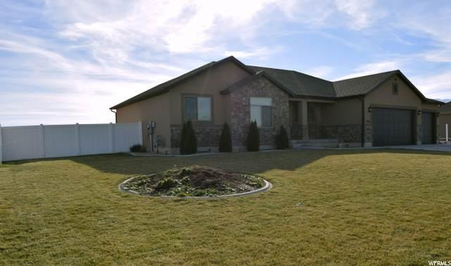 748 E Welles Cannon Rd, Grantsville, UT 84029 (#1713227) :: Bustos Real Estate | Keller Williams Utah Realtors