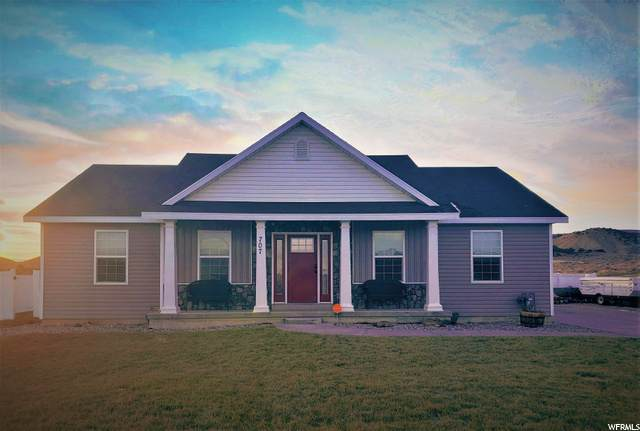 707 N 4250 W, Vernal, UT 84078 (#1713246) :: Pearson & Associates Real Estate