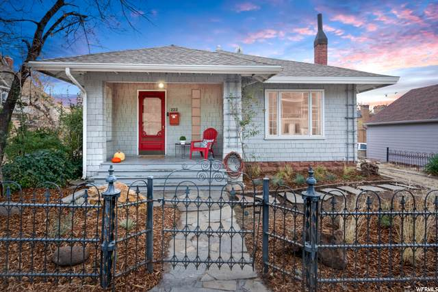222 E Third Ave N, Salt Lake City, UT 84103 (#1713270) :: Pearson & Associates Real Estate