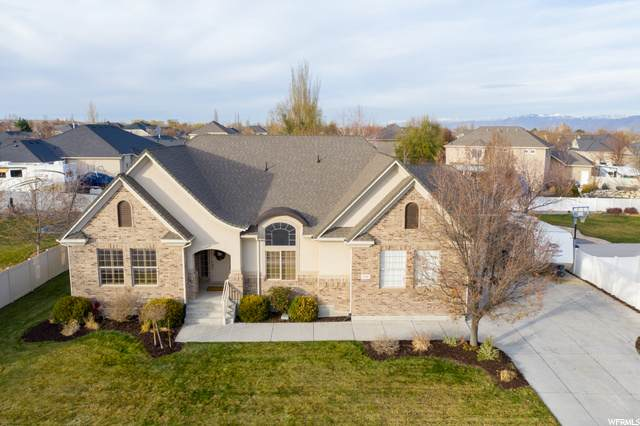 3016 W 13010 S, Riverton, UT 84065 (#1713299) :: goBE Realty