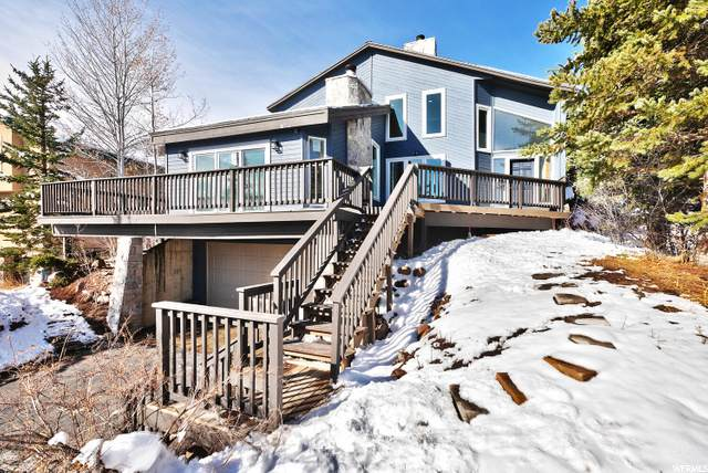 8847 N Cove Dr, Park City, UT 84098 (MLS #1713320) :: Lookout Real Estate Group