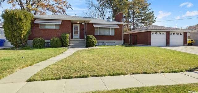 8139 S Pioneer St, Midvale, UT 84047 (#1713338) :: Bustos Real Estate | Keller Williams Utah Realtors
