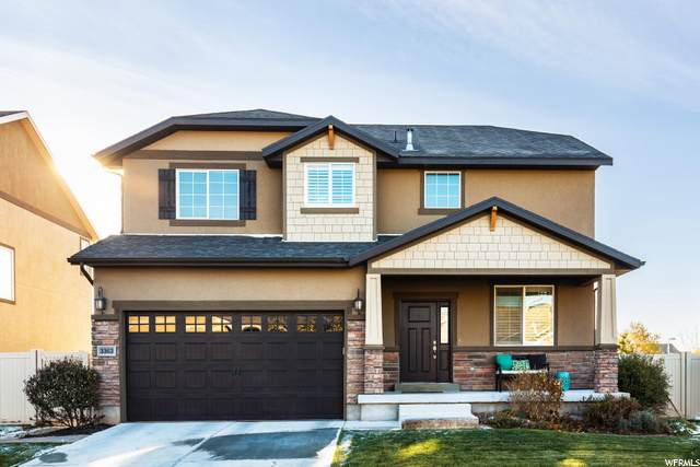 3363 W High Bluff Meadow Ln, Lehi, UT 84043 (#1713339) :: Colemere Realty Associates
