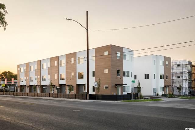 1660 S Major E #21, Salt Lake City, UT 84115 (#1713353) :: Pearson & Associates Real Estate
