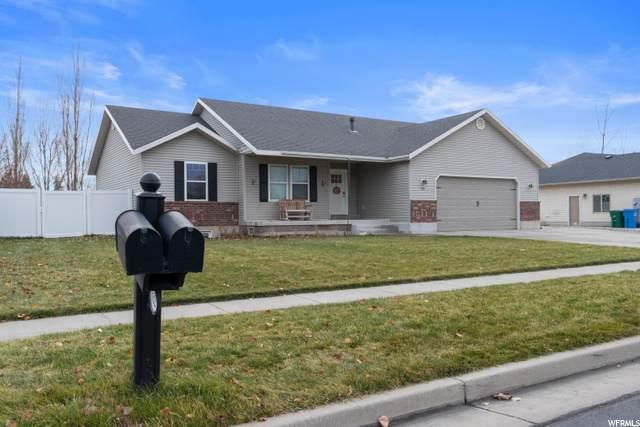 832 W 2880 S, Nibley, UT 84321 (#1713364) :: Pearson & Associates Real Estate