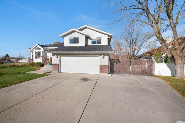 367 E Bridlewalk Ln, Murray, UT 84107 (#1713386) :: Doxey Real Estate Group