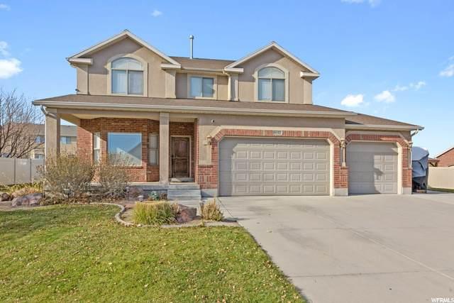 8112 S Red Cloud Way W, West Jordan, UT 84081 (#1713396) :: Bustos Real Estate | Keller Williams Utah Realtors