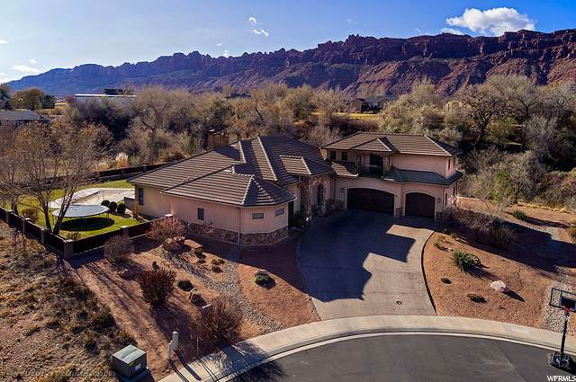 2520 S Willow Creek Cir, Moab, UT 84532 (#1713416) :: Colemere Realty Associates