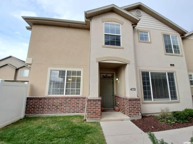 472 Kent Dr, North Salt Lake, UT 84054 (MLS #1713423) :: Jeremy Back Real Estate Team