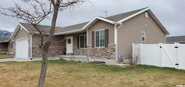 592 W 300 N, Smithfield, UT 84335 (#1713431) :: Doxey Real Estate Group