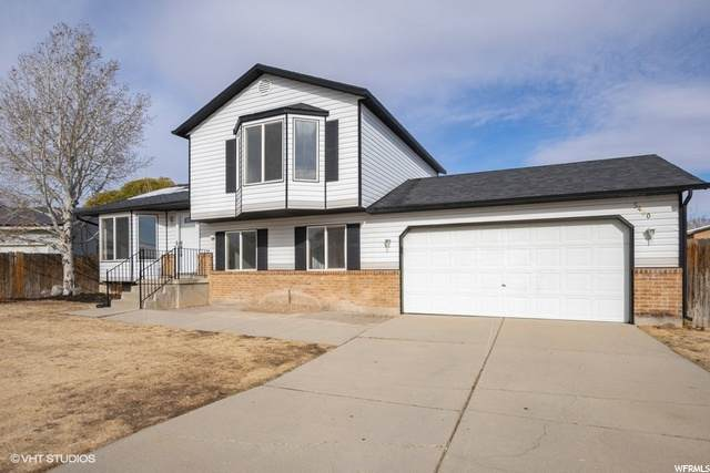 5460 W Clernates Dr S #219, Salt Lake City, UT 84118 (#1713447) :: Exit Realty Success