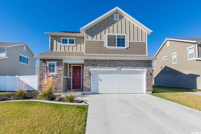 3538 S Creek Side Ln W, Syracuse, UT 84075 (#1713449) :: Bustos Real Estate | Keller Williams Utah Realtors