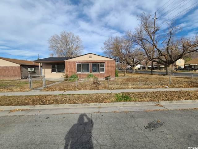 1306 W Leadville Ave, Salt Lake City, UT 84116 (#1713457) :: The Perry Group