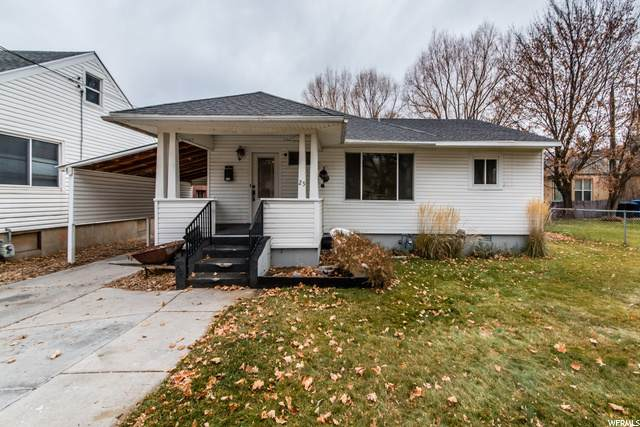 25 S 500 E, Logan, UT 84321 (#1713460) :: Pearson & Associates Real Estate