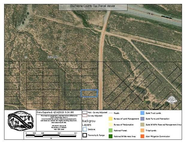 Address Not Published E164, Fruitland, UT 84027 (#1713497) :: Big Key Real Estate
