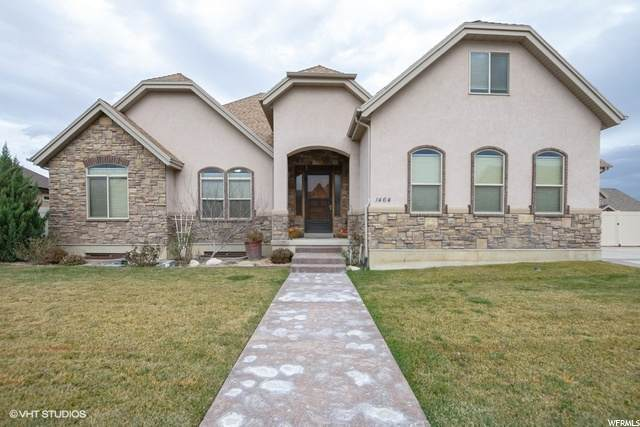 1464 W Meadow Glen Dr S, Bluffdale, UT 84065 (#1713502) :: Exit Realty Success