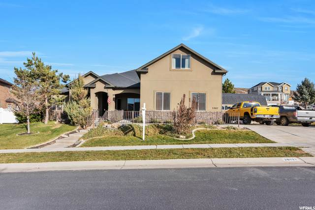 2087 E Sycamore Dr, Eagle Mountain, UT 84005 (#1713522) :: Big Key Real Estate
