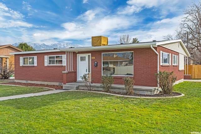 312 E 6990 S, Midvale, UT 84047 (#1713537) :: Bustos Real Estate | Keller Williams Utah Realtors