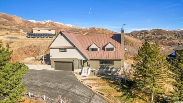 4837 E Badger Hollow Ln, Salt Lake City, UT 84108 (#1713544) :: Big Key Real Estate