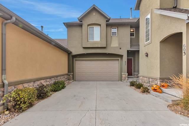 605 E Wyngate Point Ln S #40, Draper, UT 84020 (#1713566) :: Bustos Real Estate   Keller Williams Utah Realtors