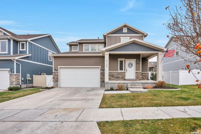 5138 E High Noon Ave, Eagle Mountain, UT 84005 (#1713572) :: Bustos Real Estate | Keller Williams Utah Realtors